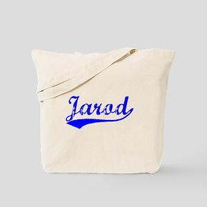 Vintage Jarod (Blue) Tote Bag