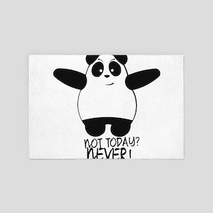 Panda 4' x 6' Rug