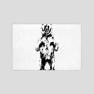 Bear 4' x 6' Rug