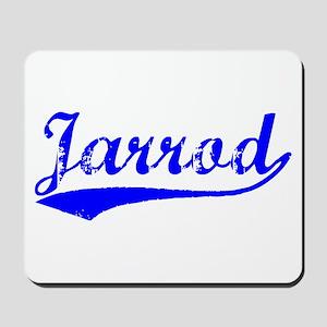 Vintage Jarrod (Blue) Mousepad