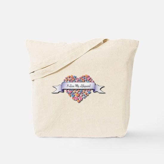 Love My Lifeguard Tote Bag