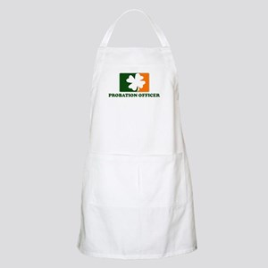 Irish PROBATION OFFICER BBQ Apron