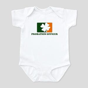 Irish PROBATION OFFICER Infant Bodysuit