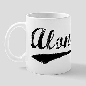 Vintage Alonzo (Black) Mug