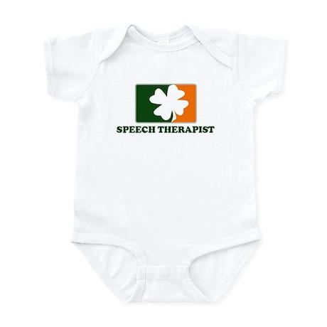 Irish SPEECH THERAPIST Infant Bodysuit