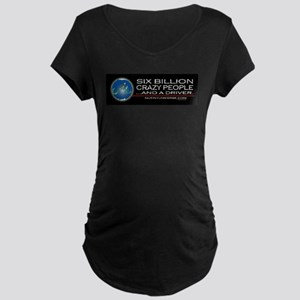 MU Earth Maternity Dark T-Shirt