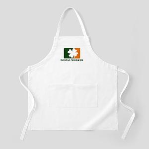 Irish POSTAL WORKER BBQ Apron