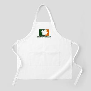 Irish SOCIAL WORKER BBQ Apron