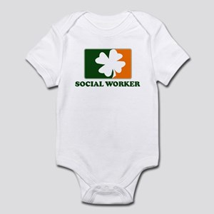 Irish SOCIAL WORKER Infant Bodysuit