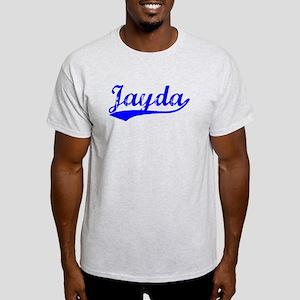 Vintage Jayda (Blue) Light T-Shirt