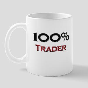 100 Percent Trader Mug
