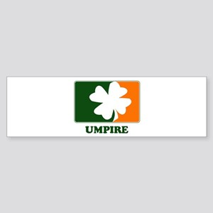 Irish UMPIRE Bumper Sticker
