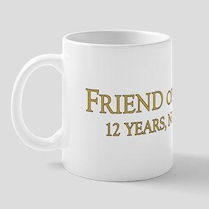 12 Years Mug