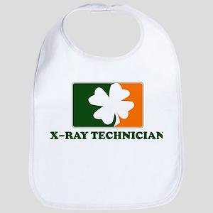 Irish X-RAY TECHNICIAN Bib