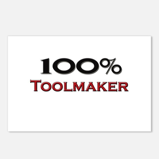100 Percent Toolmaker Postcards (Package of 8)