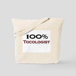 100 Percent Tocologist Tote Bag