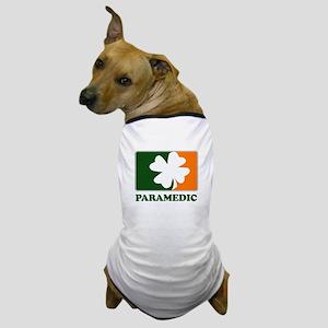 Irish PARAMEDIC Dog T-Shirt