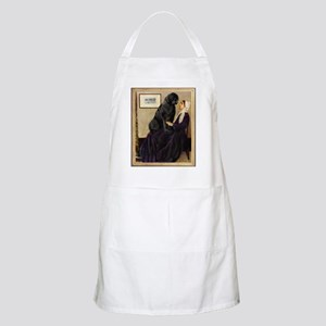 Whistler's Mother & Newfie BBQ Apron