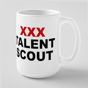 XXX Talent Scout Large Mug