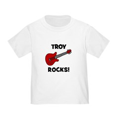 Troy Rocks! Guitar - T