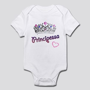 Principessa Infant Bodysuit