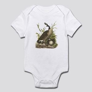 Canadan Geese (Front only) Infant Bodysuit
