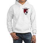 11TH ARMORED CAVALRY REGIMENT Hooded Sweatshirt