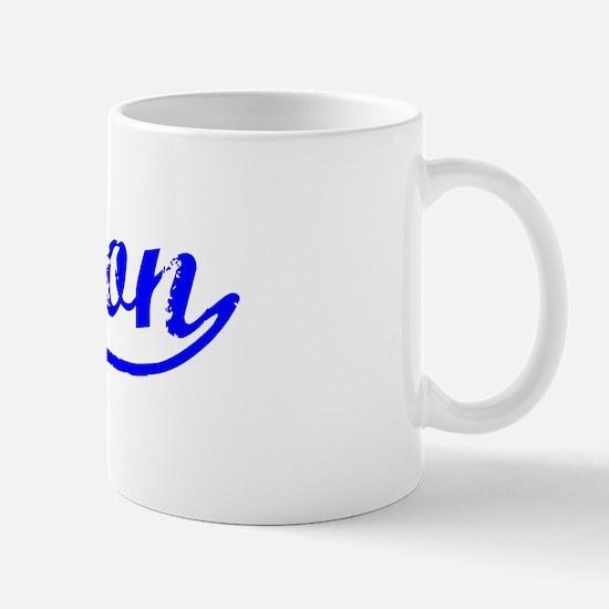 Vintage Jayson (Blue) Mug