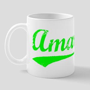 Vintage Amari (Green) Mug