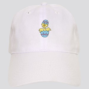 Silly Chick in Easter Egg Cap