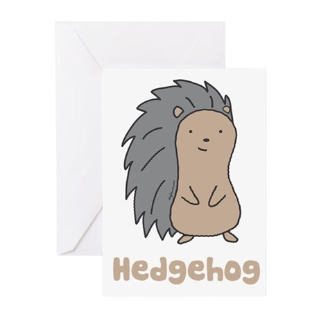 Hedgehog Greeting Cards (Pk of 20)