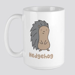 Hedgehog Large Mug