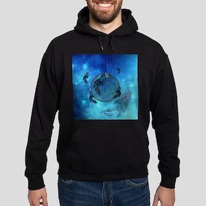Dreamcatcher in blue colors Sweatshirt