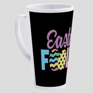 Easter Fools 17 oz Latte Mug