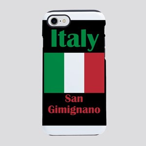 San Gimignano Italy iPhone 8/7 Tough Case