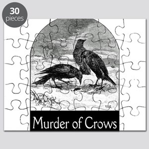 Murder of Crows Puzzle