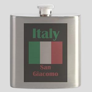 San Giacomo Italy Flask