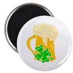 Irish Beer By The Pitcher Magnet