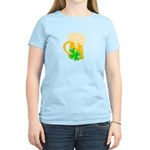Irish Beer By The Pitcher Women's Light T-Shirt