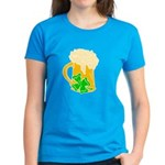 Irish Beer By The Pitcher Women's Dark T-Shirt