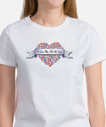 Love My HVAC Guy Women's T-Shirt
