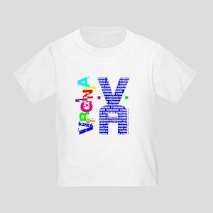 Faces of VA Toddler T-Shirt