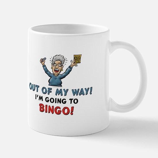 BINGO!! Mug