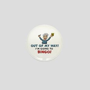 BINGO!! Mini Button
