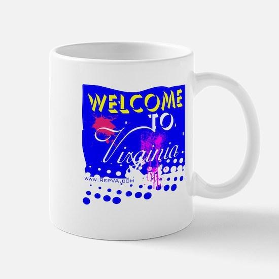 Welcome to Virginia Mug