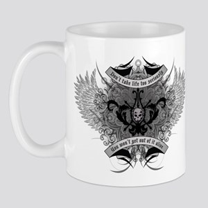 Life, you won't get out Mug