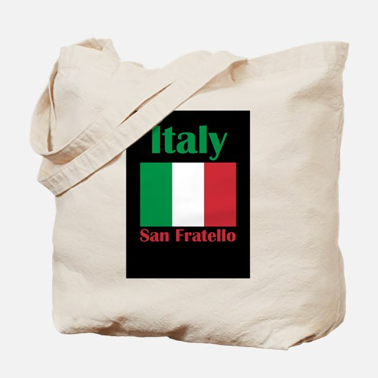 San Fratello Italy Tote Bag