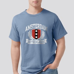 Amsterdam Netherlands Women's Dark T-Shirt