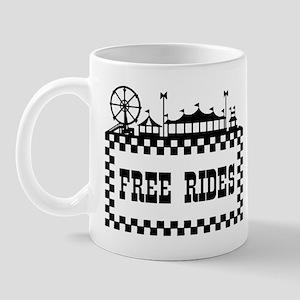 FREE RIDES Mug