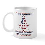 USA MASONS Mug
